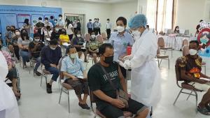 ชัยนาทเพิ่มจุดฉีดวัคซีนโควิด-19 อีก 1 แห่ง หวังให้ประชาชนทุกคนเข้าถึงวัคซีนได้เร็วที่สุด