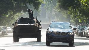 BMW X3 สุดยอดยนตรกรรมเบื้องหลังภาพยนตร์เรื่อง Black Widow แห่งอาณาจักร Marvel