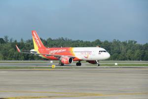 """""""ไทยเวียตเจ็ท"""" จัดโปรฯ 499 บาท รับการเปิดบินทั่วไทยใหม่อีกครั้ง 1 ก.ย.นี้"""