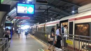 รถไฟ-รถไฟฟ้าห้ามแน่น! กรมรางออกประกาศคุมจำนวนผู้โดยสารไม่เกิน 75%