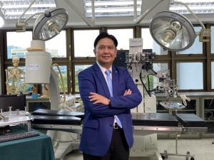 วิศวะมหิดล แสดงหุ่นยนต์ช่วยผ่าตัด ฝีมือคนไทย ลดปัญหาขาดแคลนแพทย์ -ลดการนำเข้า
