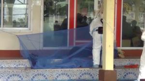 โล่งอก! ชายกลางคนนอนตายข้างชานชาลารถไฟอุบลฯ ผลตรวจหาเชื้อโควิดเป็นลบ