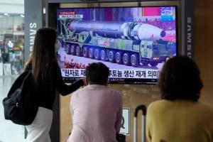 โสมแดงสะดุ้ง! 'เกาหลีใต้' โวพัฒนาขีปนาวุธรุ่นใหม่ ติดหัวรบได้หนักสุด '3 ตัน'