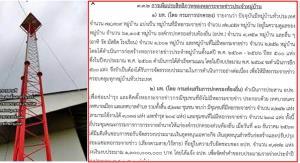 """มาอีกแล้ว! """"หอกระจายข่าวหมู่บ้าน"""" สู้เฟกนิวส์ มหาดไทย เร่งผุดเพิ่มปีละ 500 แห่ง งบฯ 2 หน่วยงานกว่า 3 พันล้าน"""