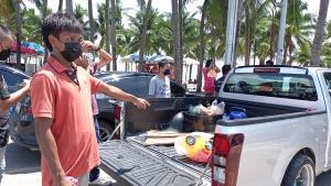 เปิดปุ๊บมาปั๊บ! มิจฉาชีพฉกทรัพย์นักท่องเที่ยวจอดรถบริเวณชายหาดบางแสน ได้มือถือรวดเดียว 8 เครื่อง