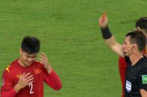 """นัดเดียวโดน 2 จุดโทษ 1 ใบแดง!! """"ดาวทอง"""" ช็อกเจอทีเด็ด """"ซาอุฯ"""" พ่ายคัดบอลโลก"""