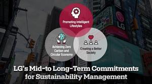 """'แอลจี' มุ่งลดการปล่อยก๊าซเรือนกระจกครั้งใหญ่ที่สุด  บริษัทแรกสัญชาติเกาหลี ปรับธุรกิจตามแคมเปญระดับโลก """"Business Ambition for 1.5°C"""""""