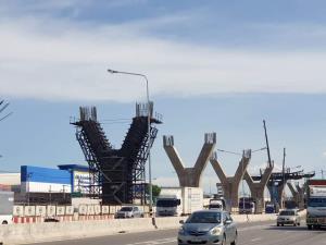 """โควิดทุบงบปี65! คมนาคมชะลอโครงการใหม่ยืดไทม์ไลน์ลงทุน ปักธง ต.ค.ประมูลมอเตอร์เวย์ """"บ้านแพ้ว"""" 2หมื่นล้าน"""