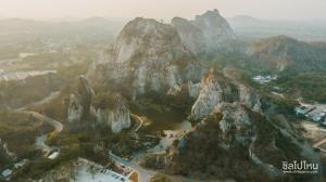 มีอะไรในภูเขาลูกนี้ที่จะปล่อยให้ระเบิดหินต่อไปไม่ได้! ร.๕ เสด็จไปประพาสหลายครั้ง!!