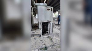 หวั่นใจอุโมงค์ดินแดงน้ำท่วม ม็อบเผาระบบควบคุมเครื่องสูบน้ำ ใช้งานไม่ได้