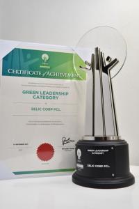 SELIC คว้ารางวัล AREA Awards สาขา Green Leadership