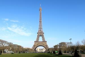 หอไอเฟล ฝรั่งเศส