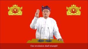 รัฐบาลเงาพม่าประกาศสถานการณ์ฉุกเฉิน ร้องประชาชนทั้งประเทศลุกฮือโค่นล้มรัฐบาลทหาร