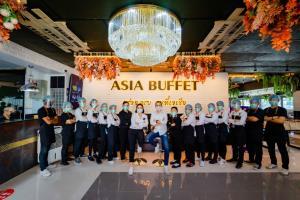 'Asia Buffet' ปรับตัวฝ่าโควิด เสิร์ฟเดลิเวอรี่ คว้าบริการสินเชื่อ 1% พาธุรกิจอยู่รอดไปต่อ