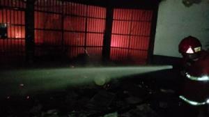 สลด! ไฟไหม้ 'เรือนจำอิเหนา' ย่างสดนักโทษดับ 41 ศพ-บาดเจ็บอื้อ