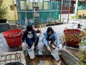 """""""กรมน้ำบาดาล"""" เผยผลตรวจน้ำบาดาลใกล้หมิงตี้รอบ 3 หายห่วง การันตีคุณภาพ ใช้อุปโภคบริโภคได้อย่างปลอดภัย"""