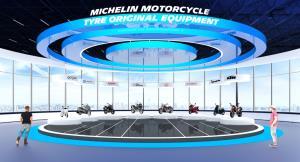 """มิชลินจัดเต็มอีกครั้ง """"นิทรรศการยางรถจักรยานยนต์"""" แบบออนไลน์ แปลกใหม่ตื่นตาตื่นใจยิ่งกว่าเดิม!"""