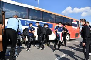 งานเข้า!! ฟุตซอลไทย กระเป๋าเดินทางหายค่อนทีม หลังเดินทางถึงลิทัวเนีย
