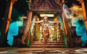 """""""ลิซ่า""""ผงาด ส่ง""""ปราสาทหิน""""ฉากสะดุดตา MV เพลง LALISA สะท้อนตัวตนคนบุรีรัมย์"""