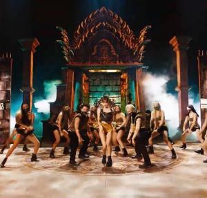 ฉากปราสาทหินสะดุดตาใน MV เพลง LALISA ของ ลิซ่า BlackPink