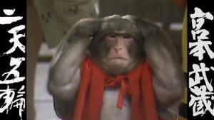 MUSASHI-มิยาโมโตะ มุซาชิ ภาค 3 ไฟ ตอน ลิงจ๋อจอมซน