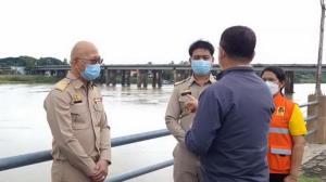 """""""บิ๊กป้อม"""" สั่งทรัพยากรน้ำฯ เร่งวางแผนรับมือพายุลูกใหม่เข้าไทยปลาย ก.ย.นี้"""
