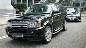 Range Rover Sports SUV