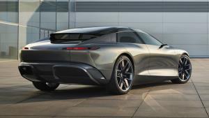 """Audi เผยโฉม """"grandsphere concept"""" ต้นแบบรถยนต์ไฟฟ้าขับขี่อัตโนมัติดีไซน์ล้ำ"""
