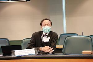 รศ. ดร.อำนาจ ชิดไธสง ผู้ประสานงานชุดโครงการศูนย์ประสานงานฯ