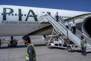 เครื่องบินพาณิชย์เที่ยวแรกเดินทางเข้าอัฟกานิสถานหลังตอลิบานยึด