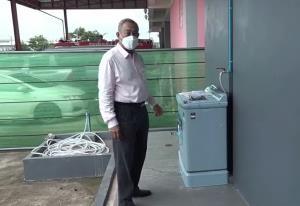 คลัสเตอร์โรงงานเขตอุตสาหกรรมกบินทร์บุรีดันยอดป่วยโควิด-19 ปราจีนฯ พุ่งอีก 296 ราย