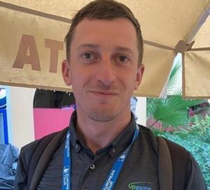 มร.ทอม บอยส์ ผู้เชี่ยวชาญด้านระบบสถิติด้านกีฬากอล์ฟ