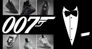 """คลอด """"adidas X JAMES BOND"""" รองเท้าคอลเลคชันพิเศษ รับหนังภาคใหม่ """"NO TIME TO DIE"""""""