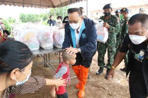 คลัง เกาะติดสถานการณ์น้ำท่วมเพชรบูรณ์ ระดมช่วยเหลือ ปชช. 11 ตำบล