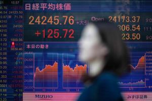 ตลาดหุ้นเอเชียปรับลบหลังดาวโจนส์ร่วงหนัก จับตาข้อมูลเศรษฐกิจจีน