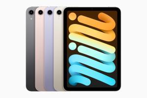 iPad เพิ่มความจุ แรงขึ้นในราคาเท่าเดิม iPad mini ปรับดีไซน์ มาพร้อมพอร์ต USB-C และ 5G