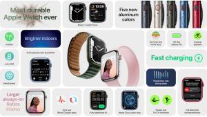 Apple Watch 7 จอใหญ่ขึ้น ชาร์จไว เตรียมขายปลายปี
