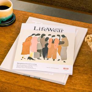 """""""ยูนิโคล่"""" เปิดตัว LifeWear magazine ฉบับที่ 5 ในธีม """"Neighborhood Living"""""""