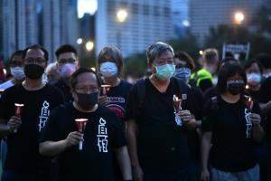 ศาลฮ่องกงสั่งจำคุก 9 แกนนำจุดเทียนรำลึก 'เทียนอันเหมิน'