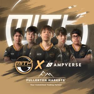 Ampverse ทุ่มเงินซื้อทีมอีสปอร์ต 'MiTH'