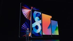 ยอดขาย iPad เพิ่มขึ้น 40% ในปีที่ผ่านมา