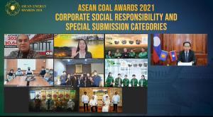พลังแห่งการมีส่วนร่วมขับเคลื่อนแม่เมาะ สู่ 5 รางวัล ASEAN Coal Awards 2021