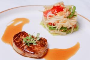 """จัดหนัก """"บุฟเฟต์ฟัวกราส์"""" อาหารนานาชาติ ณ ห้องอาหารเวนติซี เซ็นทาราแกรนด์ฯ เซ็นทรัลเวิลด์"""