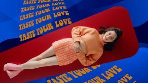 """""""วี-วิโอเลต"""" แรงต่อเนื่อง ปล่อยเพลงรักสุดละมุน """"Taste Your Love"""""""