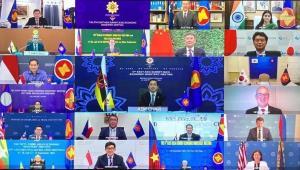 รัฐมนตรีเศรษฐกิจ 18 ประเทศถกแนวทางรับมือโควิด-19 แผนฟื้นฟูเศรษฐกิจ