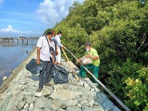 """""""พลาสติก"""" ครองแชมป์ขยะริมหาด! อธิบดีกรมทช. ย้ำเส้นทางขยะทะเล มาจาก 9 ปากแม่น้ำ"""