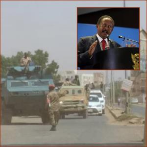 """กำลังทหารซูดานหนุน """"อดีตปธน.โอมาร์ อัล-บาเชียร์ """" ทำรัฐประหารบุกยึดสถานีทีวี-กองบัญชาการทหาร แต่ล้มเหลว"""