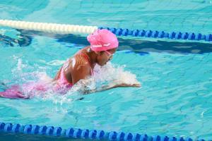 """""""จอย-ไวน์"""" นักว่ายน้ำโอลิมปิกของไทย เจ๋งทำเวลาผ่านเกณฑ์ลุยศึก """"FINA WORLD CHAMPIONSHIP"""" ที่ยูเออี ในช่วงปลายปี"""