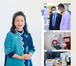เปิด 11 วิจัยนวัตกรรม ผลงานนักวิจัยไทยพร้อมต่อยอดSME รับมือโควิด โดยสวทช.