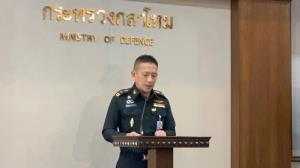 กห.ยัน ครม.เคาะงบกลางกองทัพจ่ายค่าเช่าที่กักตัวคนไทยกลับประเทศช่วงโควิด ย้ำโปร่งใส